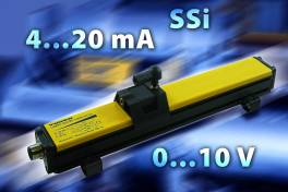 Sensor für Motion Control