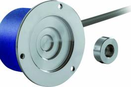 Kontaktlose inkrementelle Magnet-Encoder