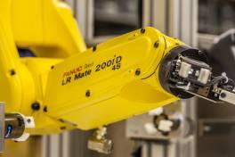 Der neue Roboter LR Mate 200 iD
