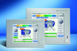 Starke Performance elegant verpackt – zwei neue Control Panels von Sigmatek
