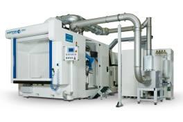 Lasertechnik für die 3D-Metallbearbeitung
