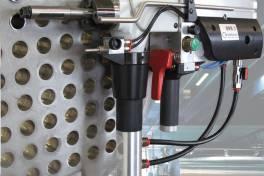 Boiler-Rohr-Bearbeitung auf höchstem Niveau