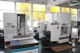 Praxisorientierte CNC-Ausbildung