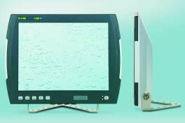 Sonnenlichttauglicher Panel-PC