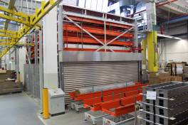 Das Langgutlager als zentraler Produktions-Baustein