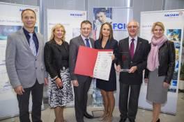 Messer Austria erhält Responsible Care-Zertifikat