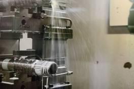 Tieflochbohren ohne Sondermaschine