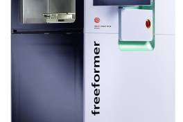 Mit Kunststoff Freiformen zu neuer Formfreiheit