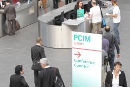 Leistungselektronik-Schau auf der PCIM Europe