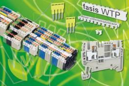 Push-In-Klemme für werkzeugloses Stecken