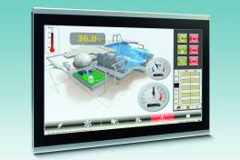 Robuste Panel-PCs mit Multitouch