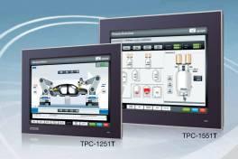 Touchscreen-IPCs in True-Flat-Bauweise