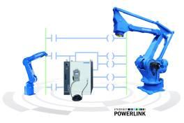 POWERLINK in Robotersteuerung DX200 integriert