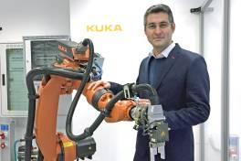 KUKA stärkt Application-Engineering