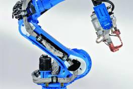 Energieeffiziente Konzepte mit Kompaktrobotern