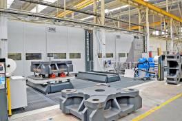 Wirtschaftliche und flexible Fertigung im Kunststoffmaschinenbau