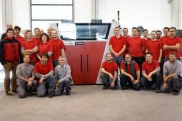 voxeljet liefert 100sten 3D-Printer aus