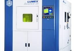 LUMEX Avance-25 – Europäische Markteinführung