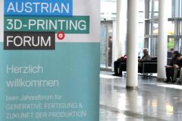 3. Austrian 3D-Printing Forum