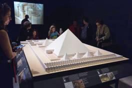 Eine alte Zivilisation plastisch dargestellt