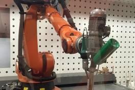 3D-Druck mit Robotersystemen