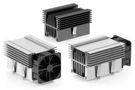 Kühlkörper-Lüfteraggregat für PCBs