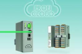 Cloud-System für Profinet
