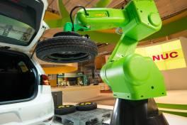 Yellow is the World of Robotics