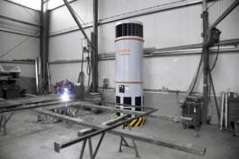 Raumlüftungssysteme schließen Sicherheitslücke