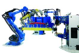 Vom Roboter zur Komplettlösung