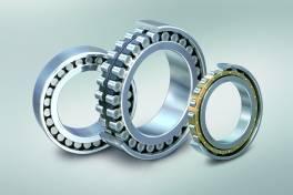 Neue Zylinderrollenlager für Spindelantriebe