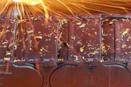 Energierohre trotzen Spänen bis 850° C