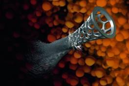 3D-Druck amorpher Metalle