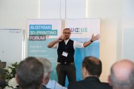 Austrian 3D-Printing forum – die Vierte