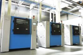 Depowdering-Systeme für Metall