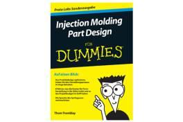 Buchtipp: Injection Moulding Part Design für Dummies