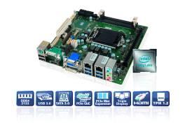 Sichere Daten mit dem Mini-ITX Board