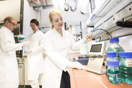 Konzentrationsmessung-Technologie stärkt Durchfluss-Portfolio