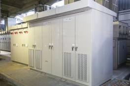 Regeneratives Energiespeichersystem