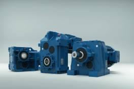 Getriebemotoren für größere Drehmomente
