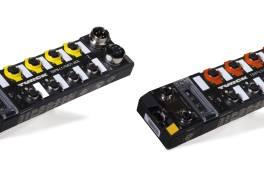 Hybride I/O-Module bieten Sicherheit im Block