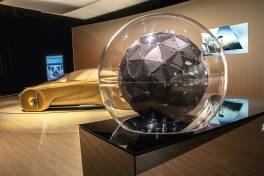 Anwenderbericht: Bewegte Skulpturen symbolisieren bewegende Ideen