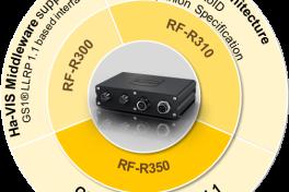 UHF Reader-Familie erweitert