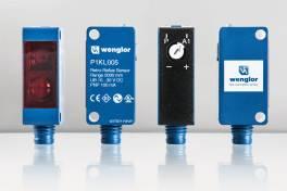 Smart sensors by Wenglor