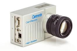 Slow-Motion-Kamera mit schnellem Speicherkonzept