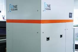 Energieeffizient und wirtschatlich wasserstrahlschneiden