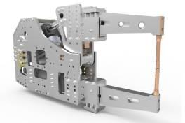 Fronius entwickelte neue DeltaCon-Zangen für das Widerstands-Punktschweißen