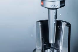 Hydrodehnspanntechnik von WNT bietet höchste Drehmomente bei extrem schlanker Bauform