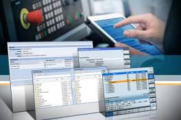Digitalisierungslösungen für Werkzeugmaschinen