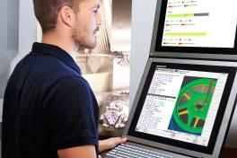 Neue Heidenhain-Software StateMonitor hilft, Potenziale zu erkennen und zu nutzen
